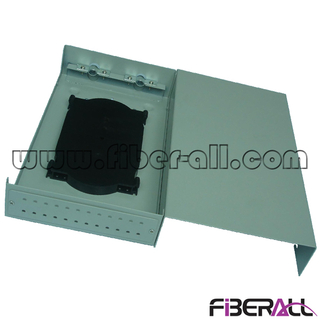 FA-FDTWFM24G 24 Fibers Mini Fiber Terminal Box for Optical Cable Through Connection