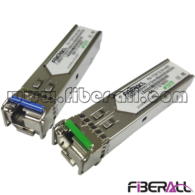 FA-TCS12L53-40D 1.25G Bi-Directional SFP Optical Transceiver Single Fiber LC 1550Tx/1310Rx 40KM DDM