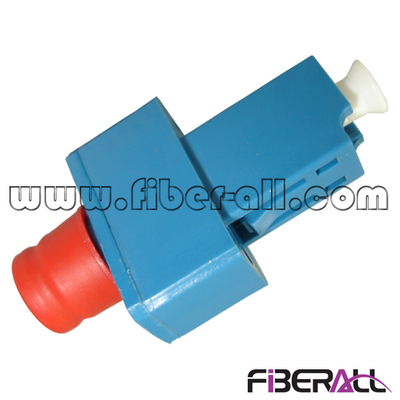 FA-AD-LP1FP-P Hybrid Fiber Optic Adapter LC To FC 1.25mm Ferrule Switch To 2.5mm Ferrule