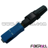 FA-FXFCSPS1,SC FTTH Fast Connector for Field Installation, SM, Simplex