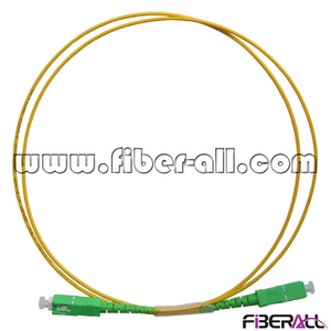 FAPC-SASAS1 SC/APC Optical Fiber Patch Cord SM Simplex 2.0mm