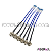 FA-ODC-OPLPS2, 2 Fibers LC-ODC Fiber Patch Cord FTTA Fiber Optic Jumper for Base Station Far Transmission