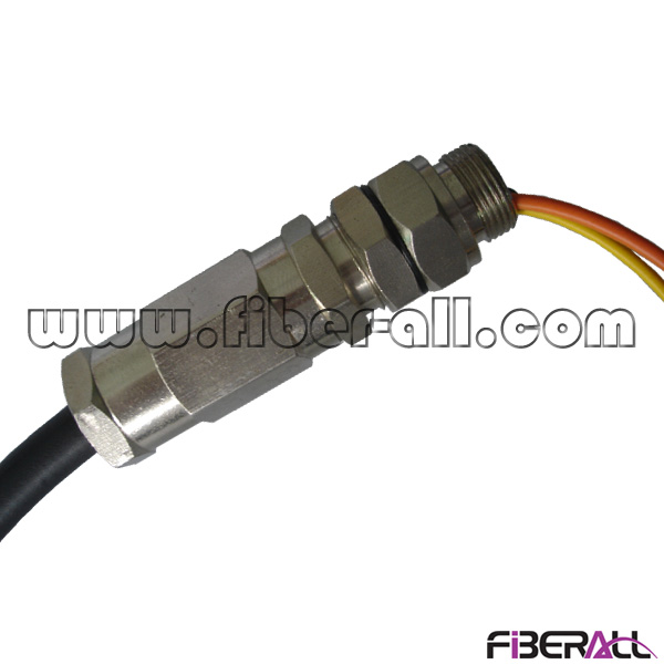 FA-WPC-SPSPM04 MM SC/PC-SC/PC Outdoor Waterproof Fiber Optical Multi-fiber Patch Cable with 4 Fibers Fan-out
