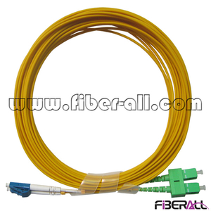 FAPC-SALPS2 Single Mode SC/APC-LC/PC Optical Fiber Patch Cord Duplex G652D