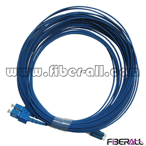 FAPC-SPLPS2L SC To LC Duplex 2.0mm Fiber Optic Patch Cable with Blue Jacket
