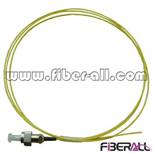 FAPG-FPS01 FC/PC Fiber Optic Pigtail SM Simplex 0.9mm Loose Tube Yellow Jacket