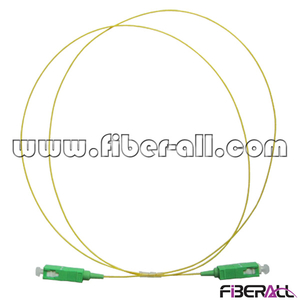 FAPC-SASAS19, SC APC To SC APC 0.9mm Buffered Fiber Optic Patch Cord