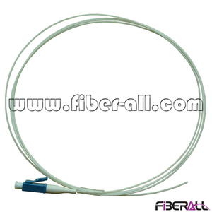 FAPG-LPS01, Simplex LC/PC Fiber Optic Pigtail, Single Mode, 0.9mm Tight Buffer