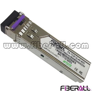 FA-TCS12L45-80D,Single Mode 1.25Gbps Single Fiber LC SFP Optical Transceiver 80Km