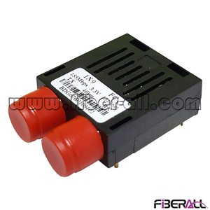 FA-TC901F13-40,1X9 Dual Fiber Optical Transceiver, Dual fiber,SM,1310nm,155M,3.3V,FC,40km