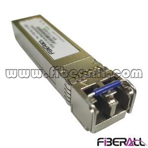 FA-TCS10L85-03D, 10Gbps 850nm SFP+ SR Fiber Optic Transceiver 300 Meters Duplex LC