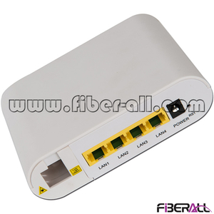 FA-GONU8004Z GPON ONU Optical Network Terminal with One PON Port and Four 10/100M RJ45 Ports