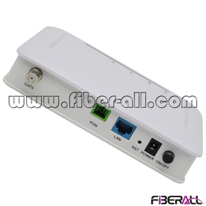 FA-GONU8010ZF GPON ONU with One PON Port One 10/100/1000M Port and One CATV Port