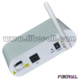 FA-GONU8010KW GPON ONU Optical Network Unit with One PON Port One 10/100M Port and WiFi
